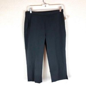 Ralph Lauren | Black Vintage Capri Pants